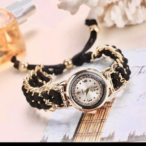 🎀 Gift 🎁 Quartz New With Tag Stylish Dress Watch